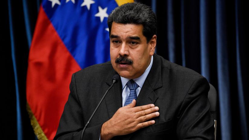 """Maduro da instrucciones de """"combatir y neutralizar cualquier grupo armado que entre de Colombia"""""""