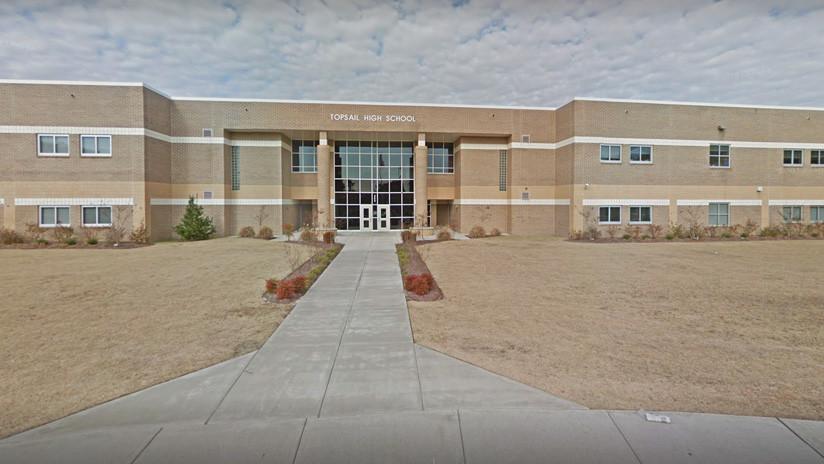 Un calentador de agua defectuoso genera un revuelo policial en una escuela de EE.UU.