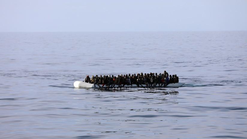 Acusan a la Armada de EE.UU. de no brindar auxilio a migrantes que naufragaron en el Mediterráneo