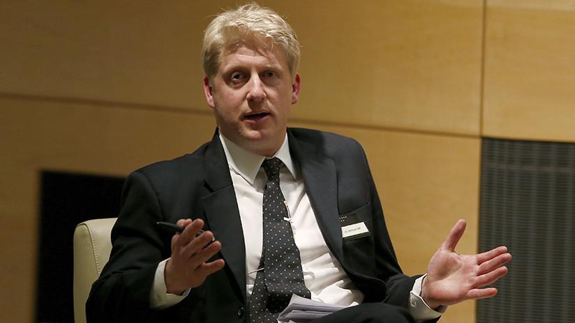 Renuncia el ministro de Transportes británico culpando al Gobierno del manejo del 'Brexit'