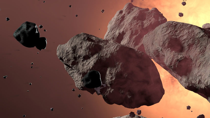 Tres razones por que los tres asteroides que pasarán mañana cerca de la Tierra no presentan peligro