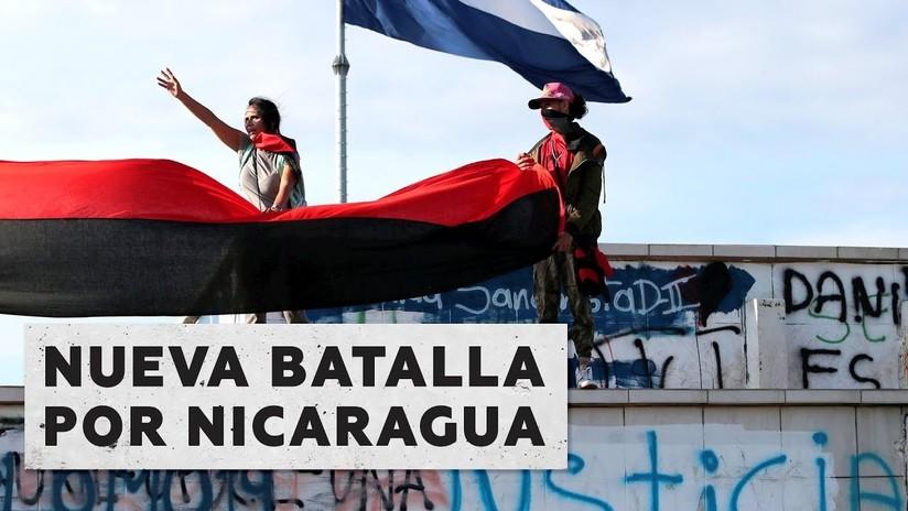 Nueva batalla por Nicaragua