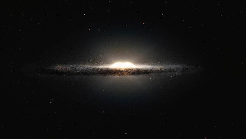 Descubren en la Vía Láctea dos supuestos planetas que no orbitan astros