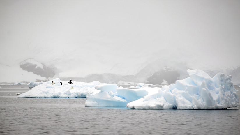 Nuevo estudio refuta que los lagos subglaciales muevan las corrientes de hielo de la  Antártida