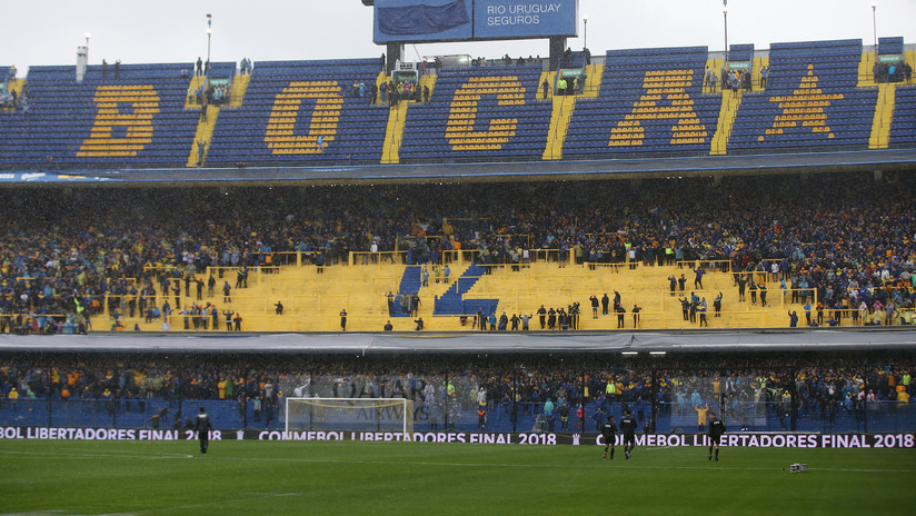 Pronóstico incierto: La Conmebol podría posponer una semana el superclásico Boca-River