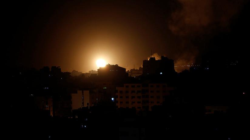 Al menos 6 palestinos muertos en una operación israelí en Gaza