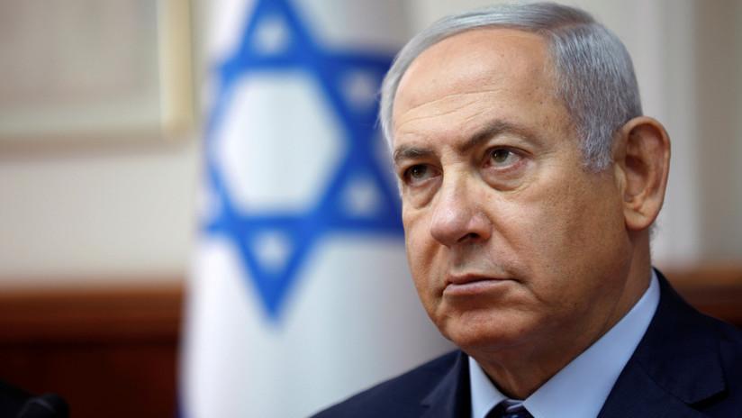 Netanyahu interrumpe su visita a París y parte de regreso a Israel por la crisis en Gaza