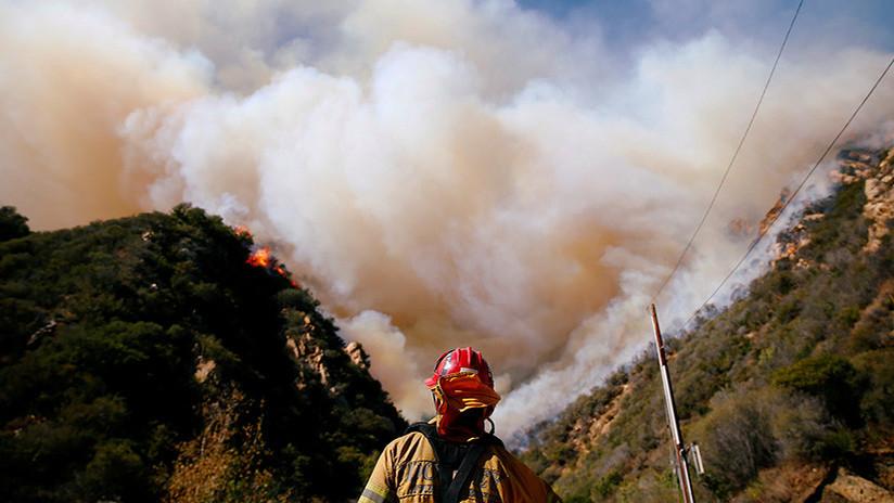 La razón por la que el desastre de los incendios en California aún puede empeorar