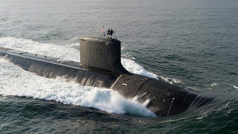 EE.UU. creará un grupo de submarinos para simular que son sumergibles de Rusia y China