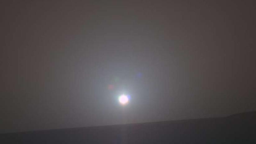Científicos captan el sonido del amanecer en Marte