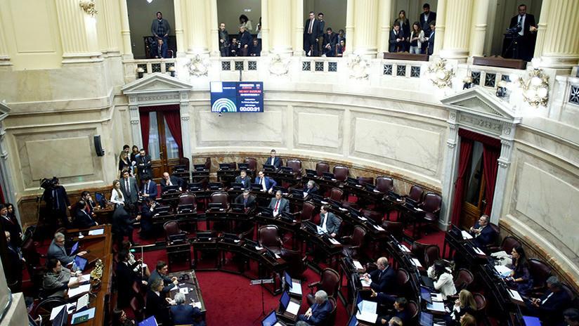 Día clave en Argentina: El Senado vota un presupuesto para 2019 ajustado al pacto con el FMI