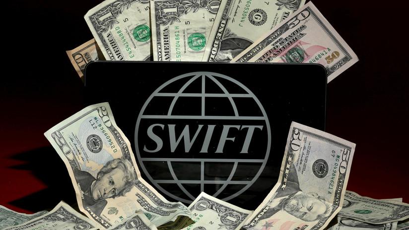 EE.UU. anuncia que el Banco Central de Irán ha sido desconectado de sistema SWIFT