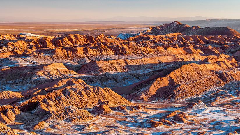 Cambio climático devasta vida microbiana de desierto de Atacama en Chile