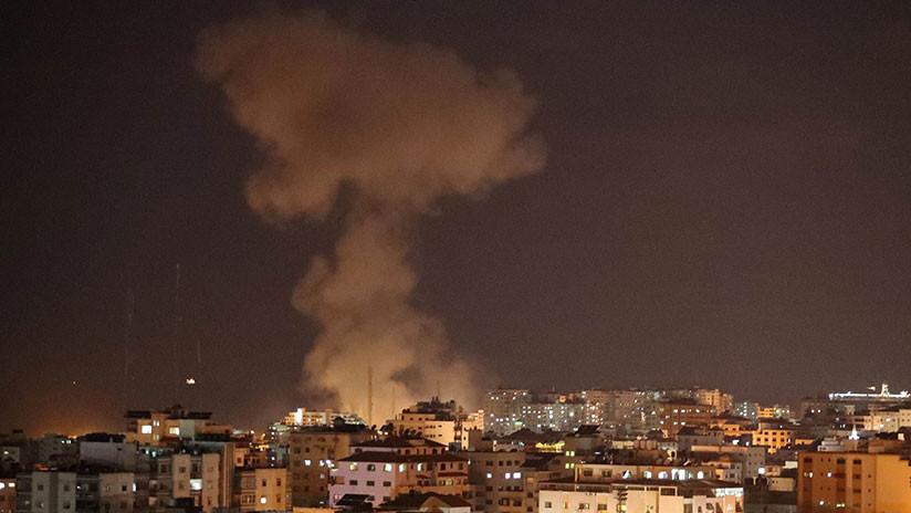 Un israelí muerto y más de 50 reciben asistencia médica tras ataques con misiles desde Gaza