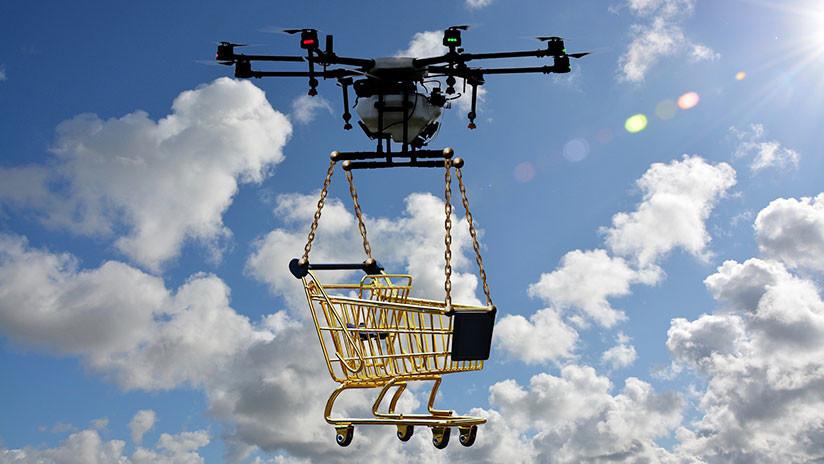 ¡Atrapen al dron ladrón!: El increíble robo de una bicicleta con un vehículo no tripulado (VIDEO)