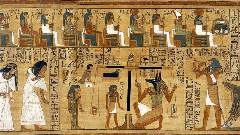 Papiro egipcio describió la 'Estrella del diablo' 3.000 años antes que astrónomos occidentales