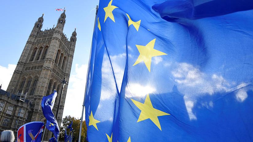 Negociadores del Reino Unido y la UE acuerdan un texto de acuerdo del 'Brexit'