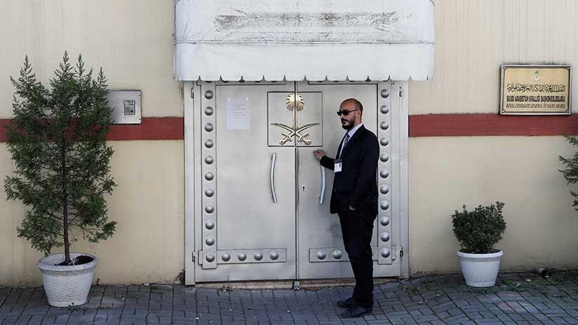 Arabia Saudita quiere reubicar su consulado en Estambul tras el asesinato de Khashoggi