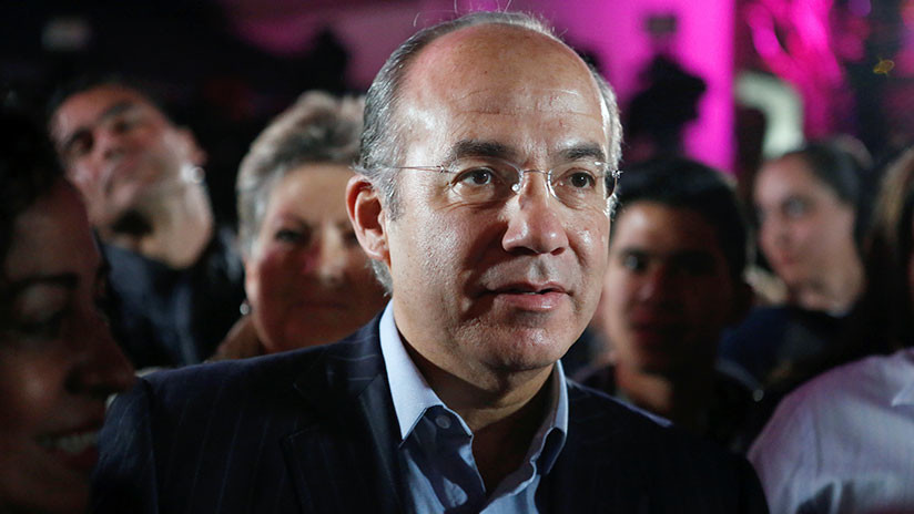 """Felipe Calderón tacha de """"absolutamente falsas"""" las acusaciones de 'El Chapo' de pagarle sobornos"""