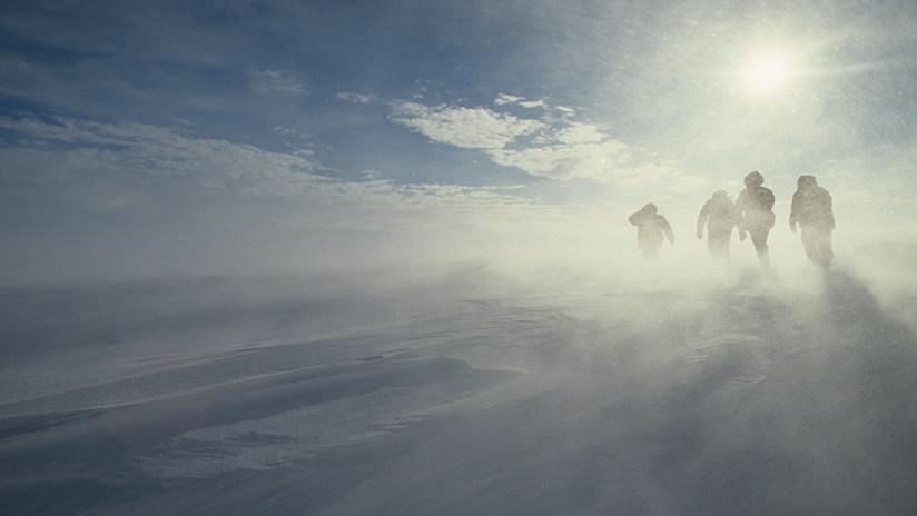 Científicos hallan rastros de un supercontinente desaparecido en la Antártida