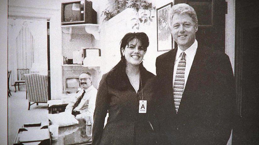 """""""Si se disculpa, sería un hombre mejor"""": Lewinsky rompe su silencio sobre su affair con Bill Clinton"""