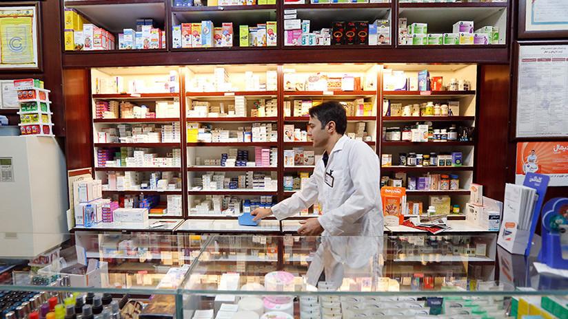 Las sanciones de EE.UU. podrían costar vidas de pacientes de Irán por falta de acceso a medicamentos