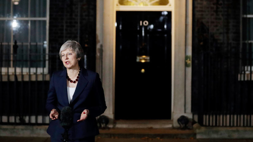 Theresa May logra el apoyo del Gobierno para el acuerdo con la UE sobre el 'Brexit'