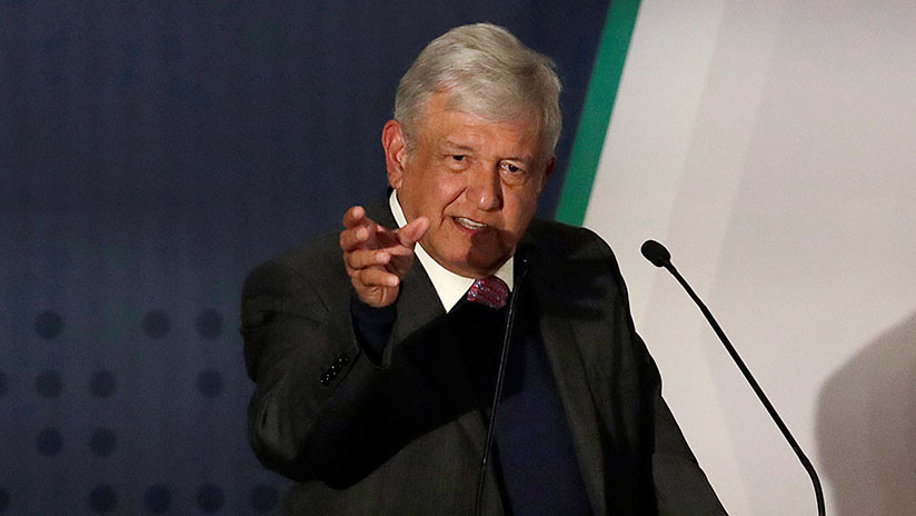 López Obrador revela su plan de seguridad para pacificar México (3 claves)