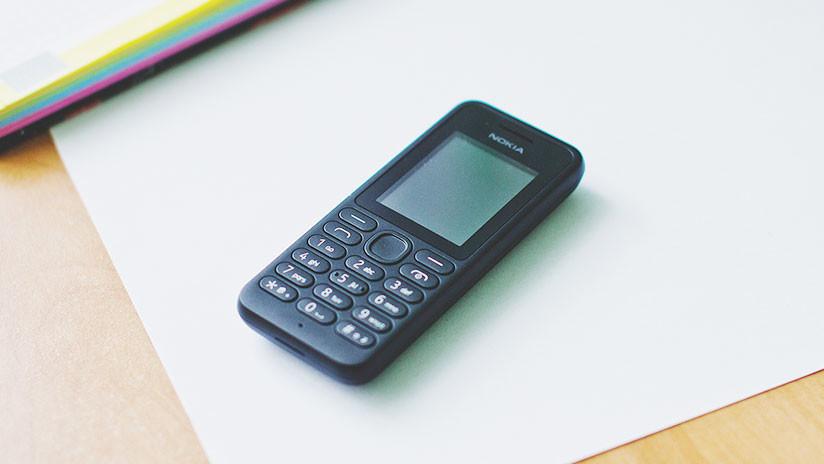 Nokia presenta un nuevo celular con teclado físico