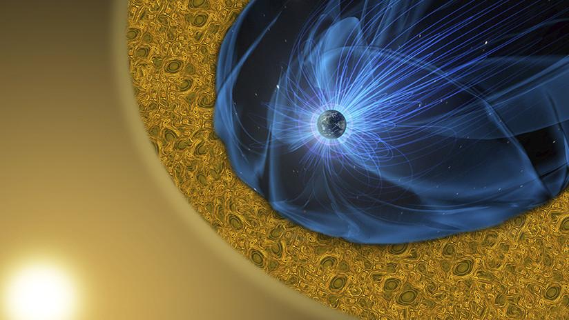La NASA registra una explosión magnética en la atmósfera de la Tierra como nunca se había visto