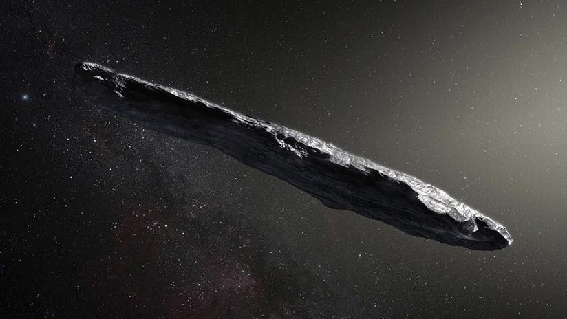 La NASA revela nuevos detalles sobre Oumuamua, el asteroide que se comporta como una nave alienígena