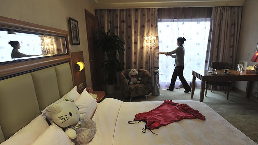 VIRAL: Video revela calidad de higiene en hoteles lujosos de China