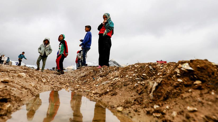 'Refugiados Bienvenidos': La utilización de un conflicto como arma política