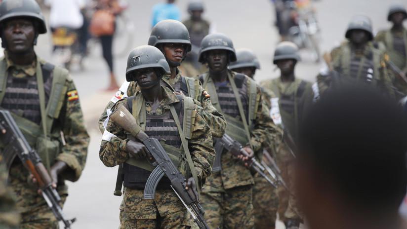 Uganda despliega a sus militares para proteger a los inversionistas de China
