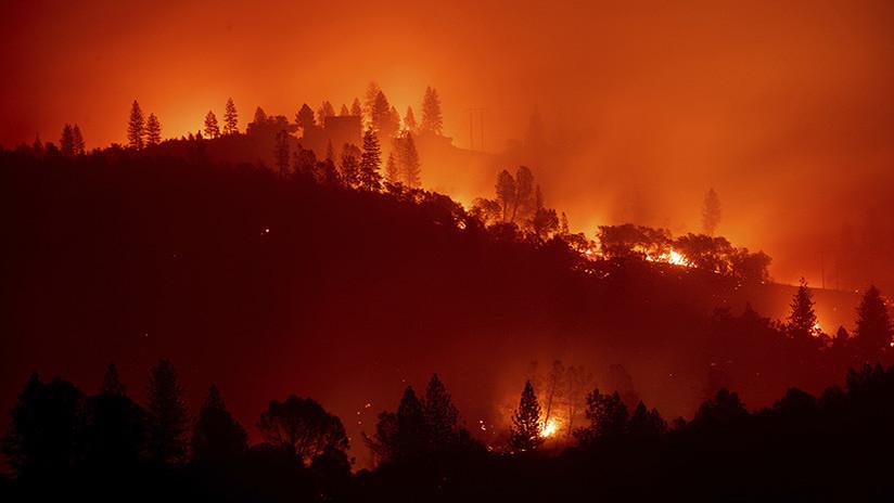Incendio catastrófico en California 5beeece0e9180f3b378b4567