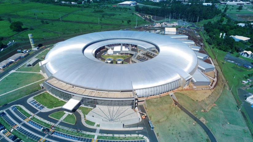 Brasil construye un acelerador de partículas del tamaño del Maracaná
