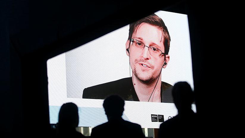 Snowden condena las supuestas acusaciones de la Justicia de EE.UU. contra Assange