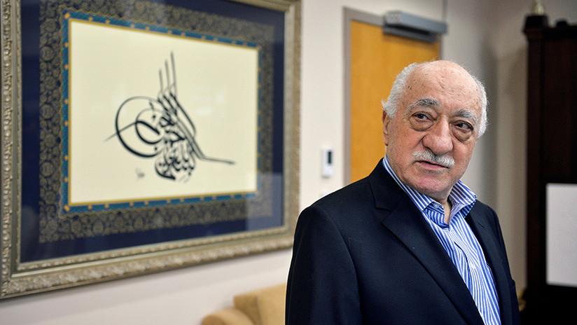Trump niega estar considerando extraditar a Turquía a Fetullah Gulen