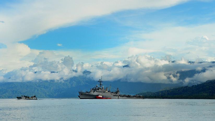 EE.UU. se une al plan de Australia de reconstruir una antigua base militar en el Pacífico