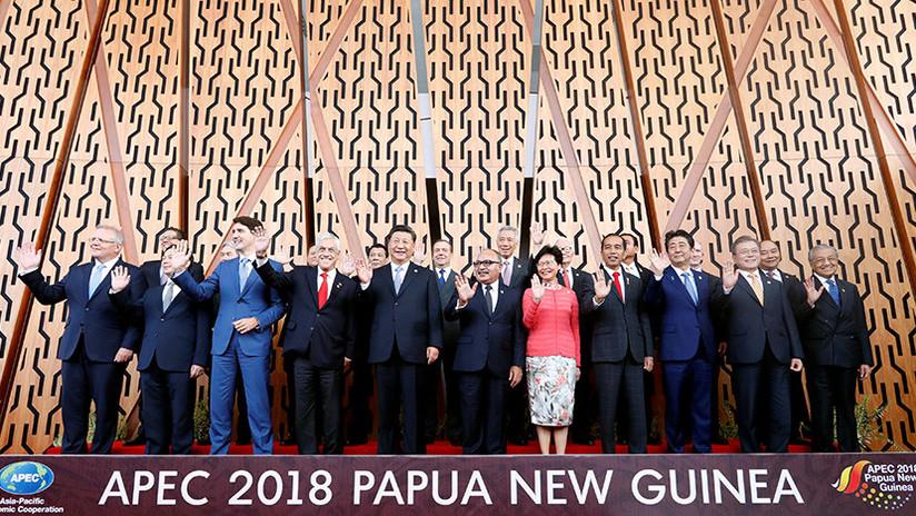 Por primera vez en 25 años un foro de la APEC concluye sin el tradicional comunicado conjunto