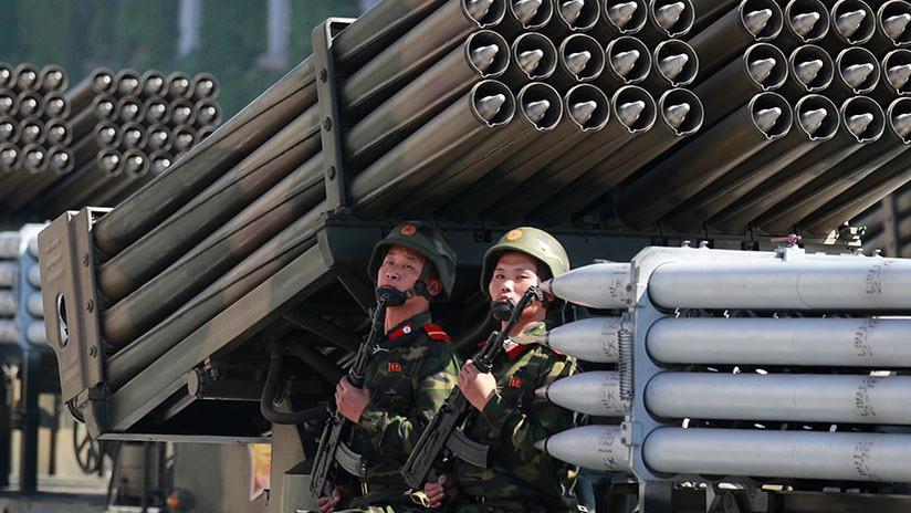 La 'carga' subyacente de las nuevas pruebas armamentísticas de Corea del Norte