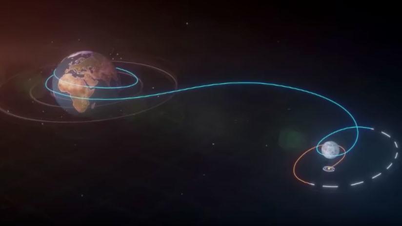 VIDEO: La NASA promete en una épica presentación regresar a la Luna y viajar a Marte