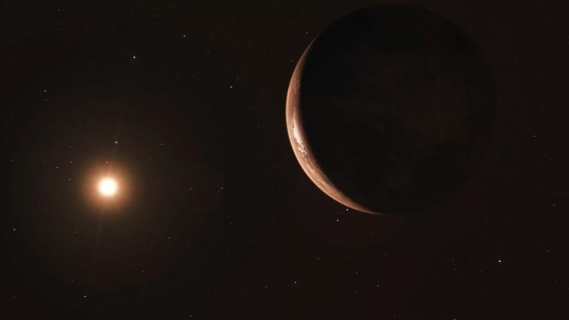 Descubren que la estrella solitaria más cercana al Sol alberga una supertierra helada