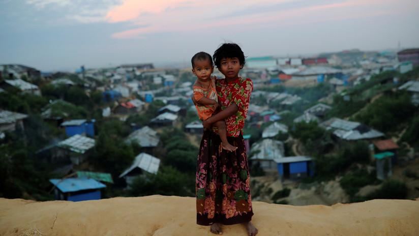 Así es la precaria vida de los rohinyás en los campamentos donde buscan refugio de la violencia