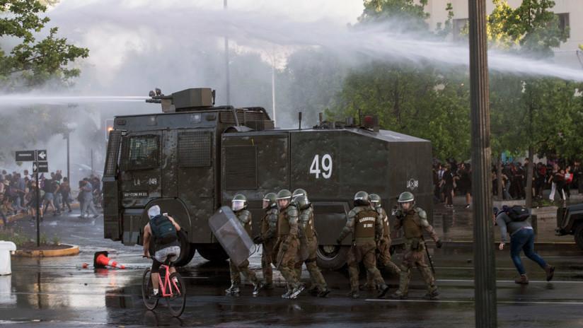 Se intensifican las protestas en Chile por la muerte de un joven mapuche en un operativo policial
