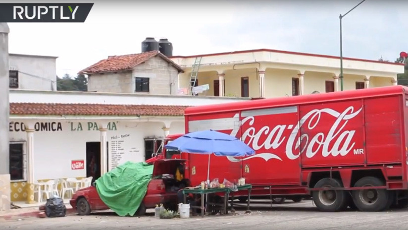 La diabetes se apodera de una ciudad mexicana donde la Coca-Cola sustituye al agua (VIDEO)