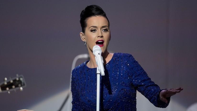 Katy Perry la cantante mejor pagada del mundo