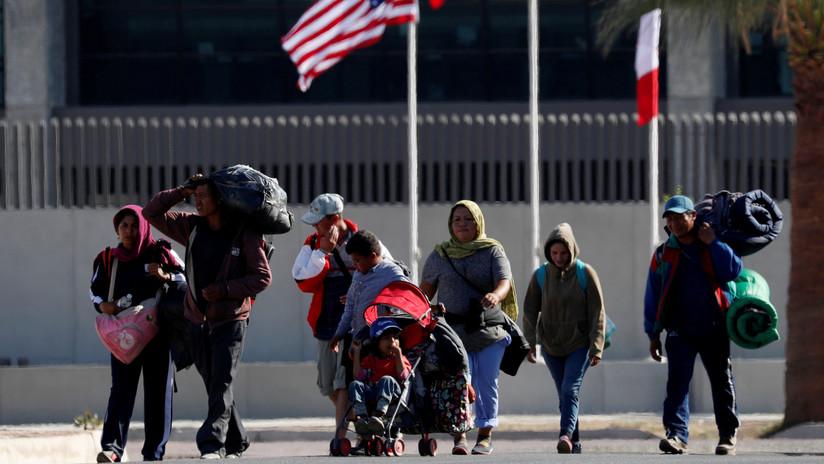 Juez bloquea medida de Trump para limitar las solicitudes de asilo