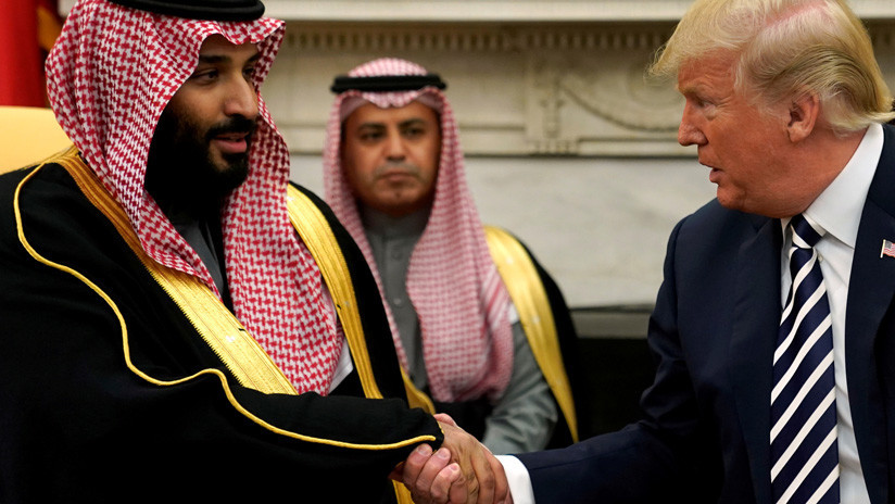"""Trump preservará la """"firme"""" relación con Arabia Saudita a pesar del asesinato de Khashoggi"""