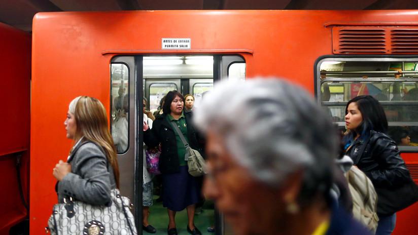 ¿Cuáles son las horas más peligrosas para las mujeres en el Metro de Ciudad de México?